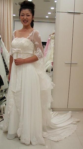花嫁さんを100倍キレイに魅せるウェディング,ドレスアレンジ ビスチェドレスに袖