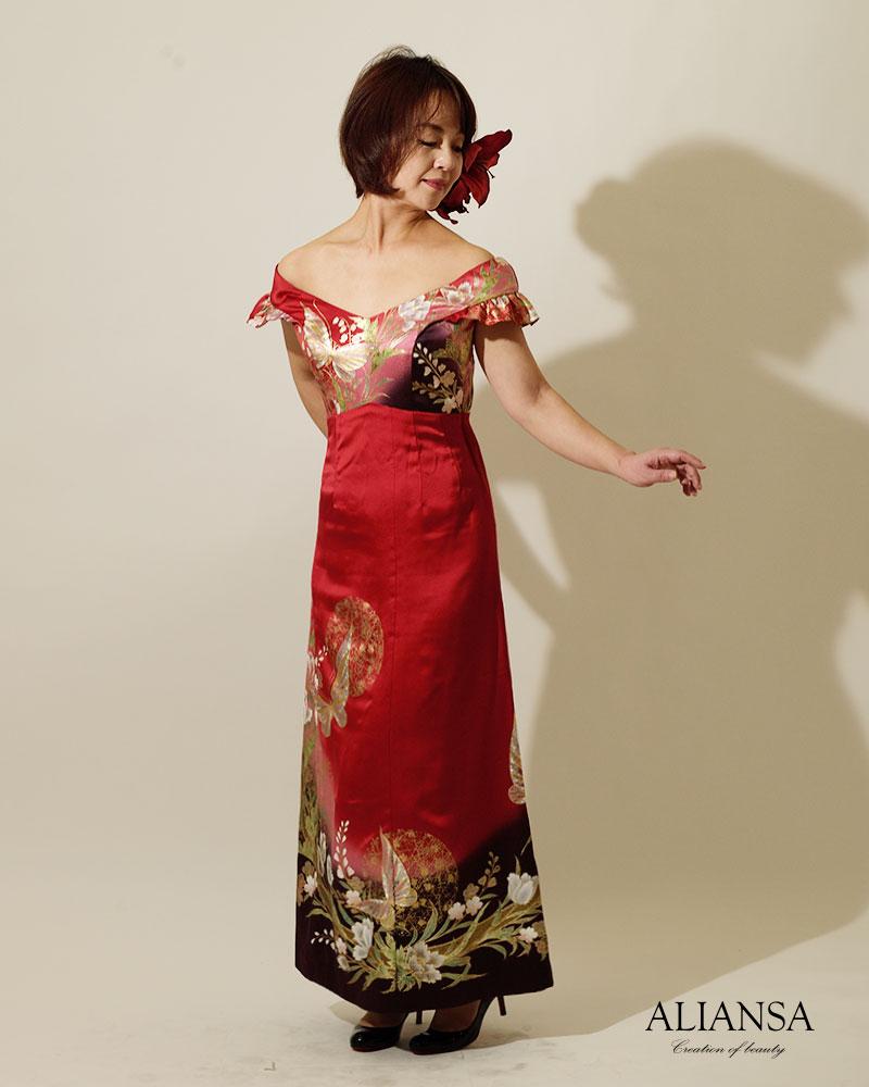 振袖ドレス001