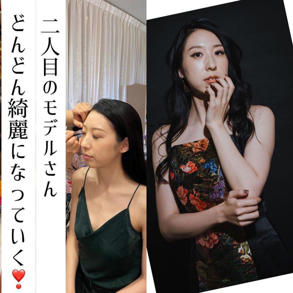 アリアンサ 二人目 モデル