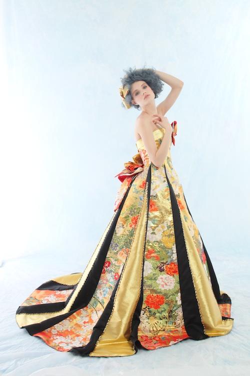 和ドレス モデル募集 アリアンサ
