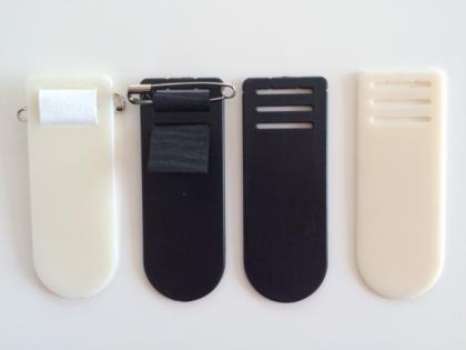 ミラクルドレスストッパー  縫い付け タイプ 簡単装着 安全ピン タイプ