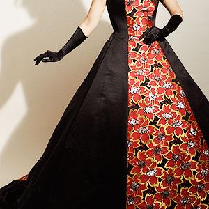 金襴ドレス・パーティドレス・お色直しドレス