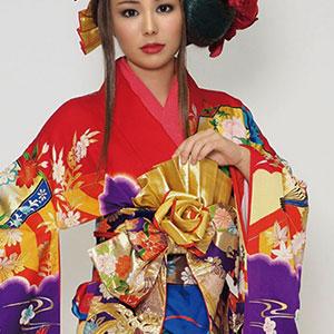 振袖ドレス・パーティドレス・コンテストドレス